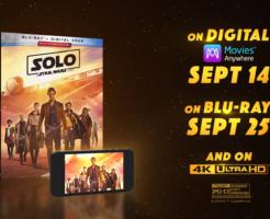 ハン・ソロ Blu-ray